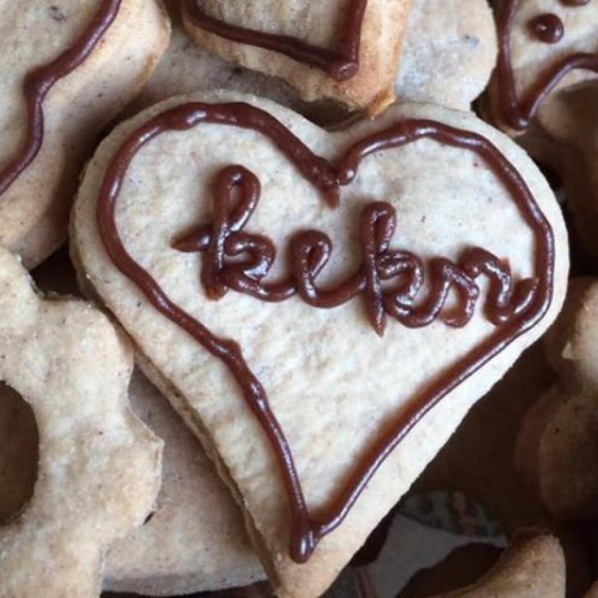 Ezen a képen: Omlós keksz