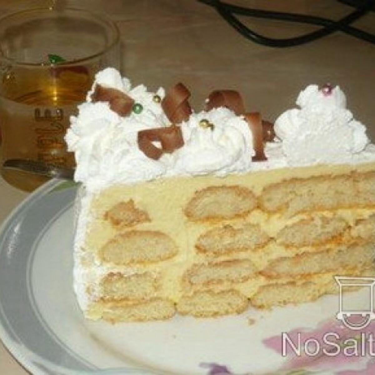 Ezen a képen: Malakov torta