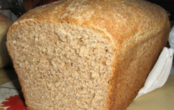 Teljes kiőrlésű kenyér 3. - korpával