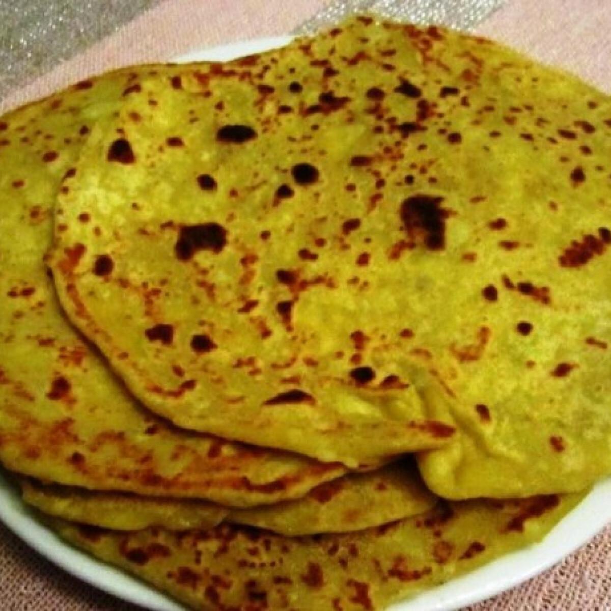 Ezen a képen: Krumplilángos Olgis konyhájából