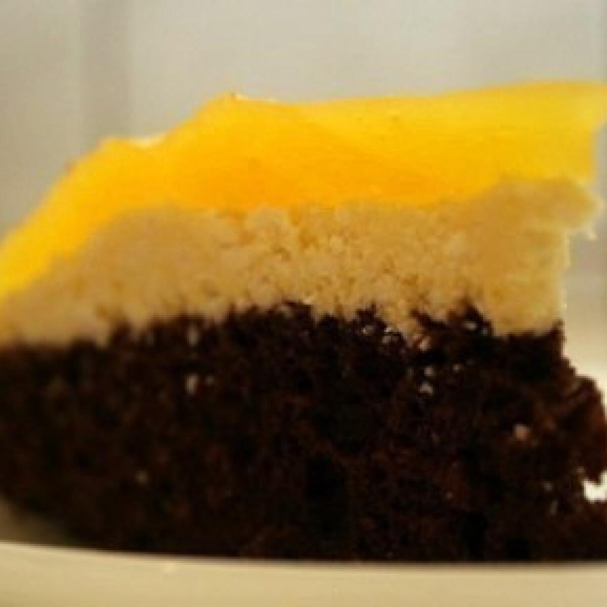 Ezen a képen: Fantatorta - fantás süti 2.