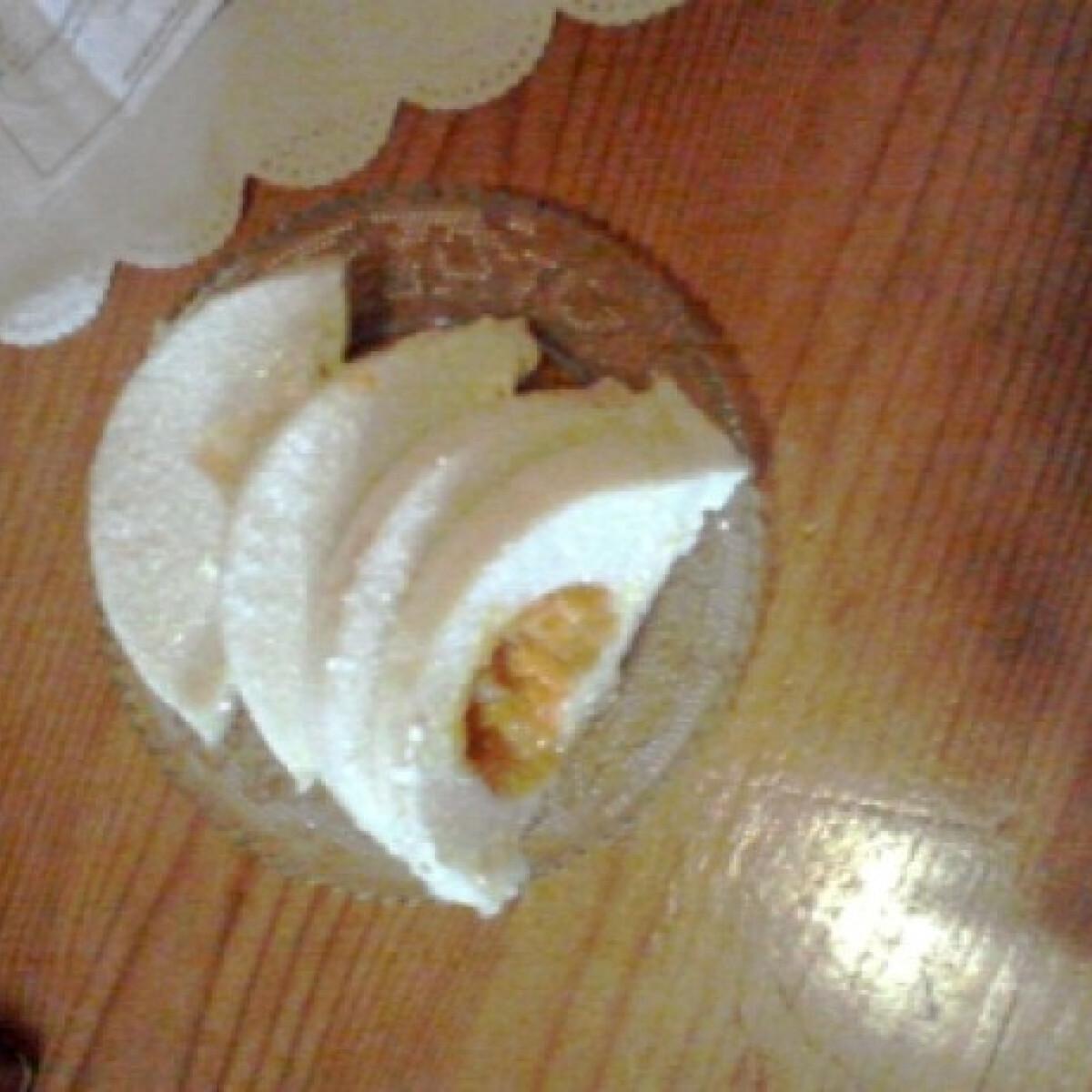 Őzgerincben készült túrós süti
