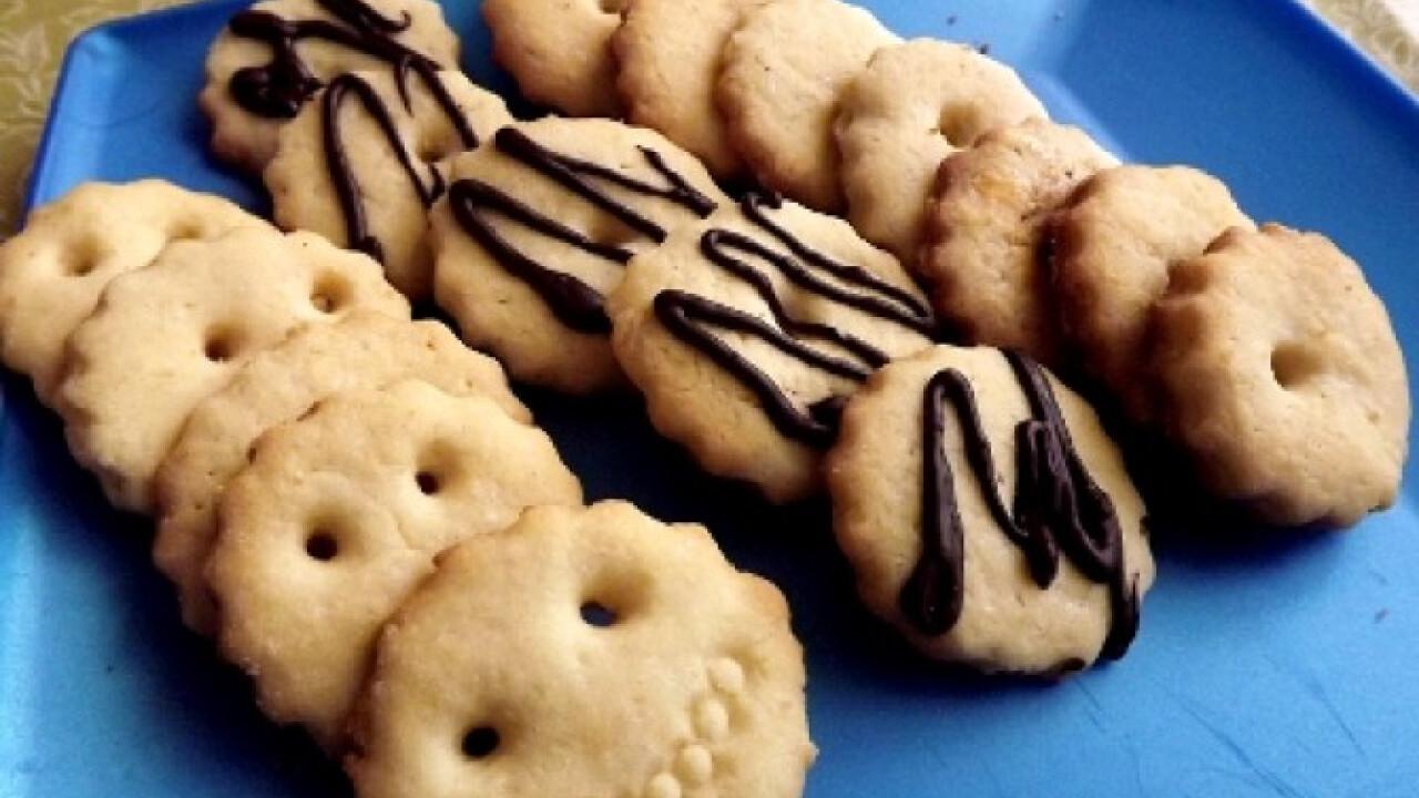 Omlós vaníliás keksz Nusytól
