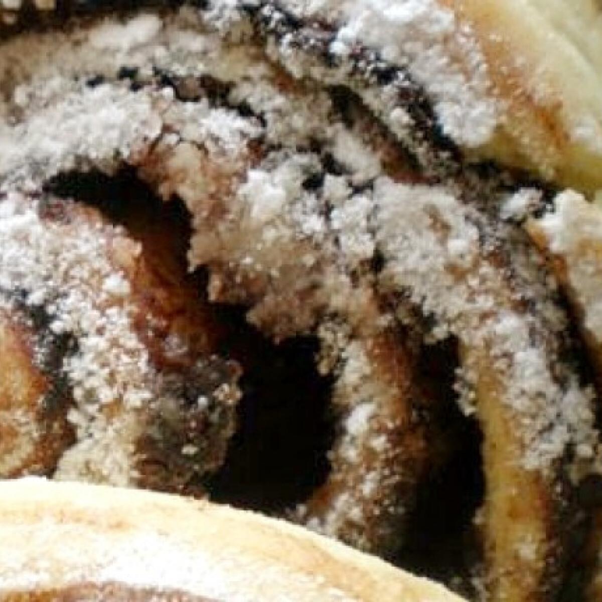 Ezen a képen: Kakaós csiga Ágnes konyhájából