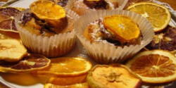 Karácsonyi mézes muffin