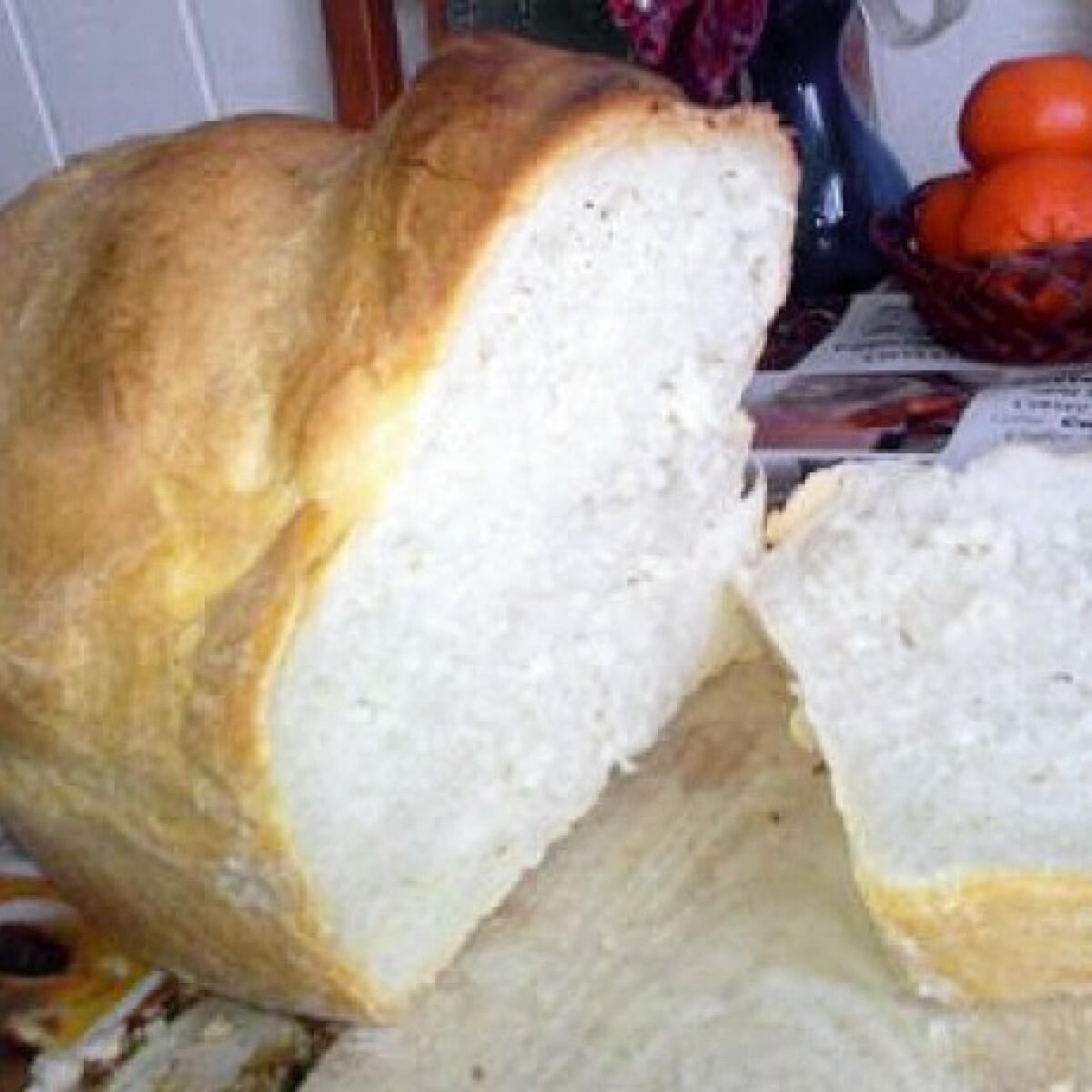 Ezen a képen: Házi kenyér Ketryn konyhájából