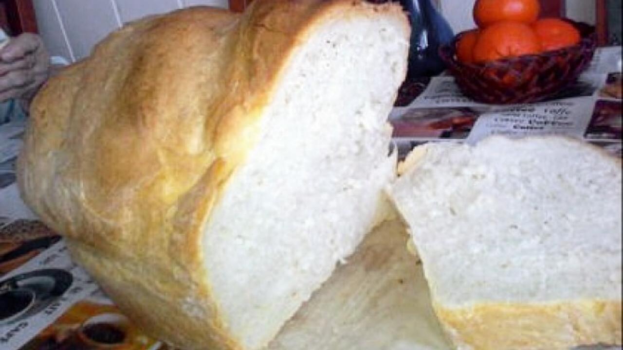 Házi kenyér Ketryn konyhájából