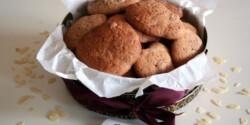 Csokis mandulás cookies