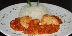 Lecsós csirke (Lecsós szelet 4.)