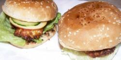 Vega hamburger