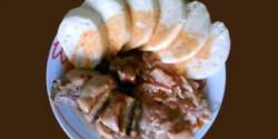 Cseh nemzeti  étel – sült hús, knédli,dinsztelt káposzta