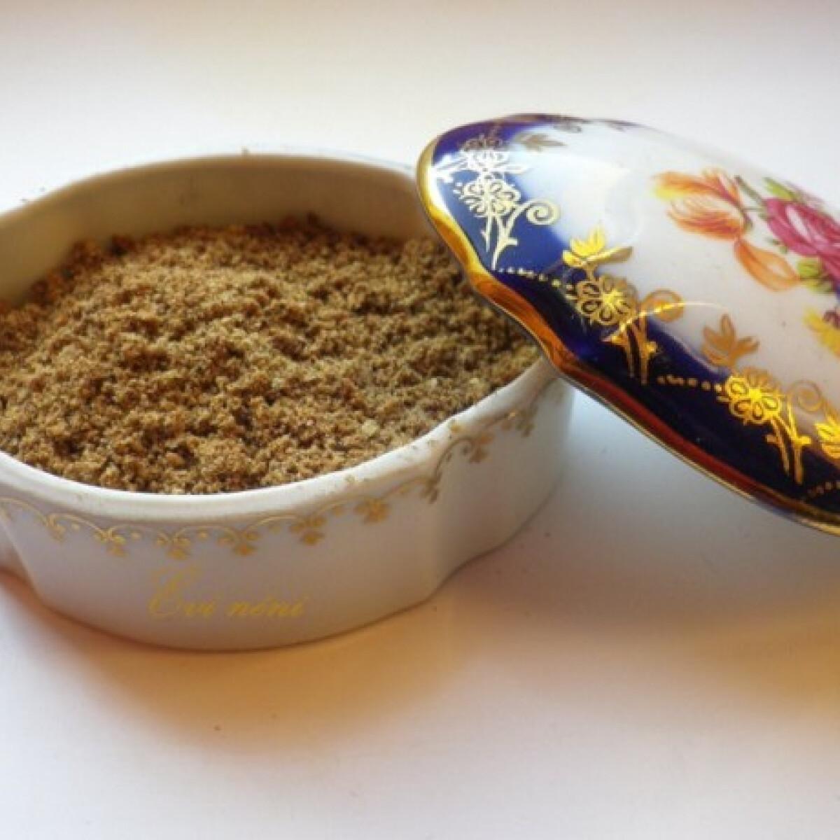 Ezen a képen: Marokkói kávékeverék