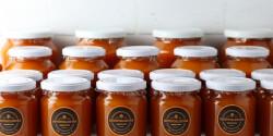 Narancs-sütőtöklekvár
