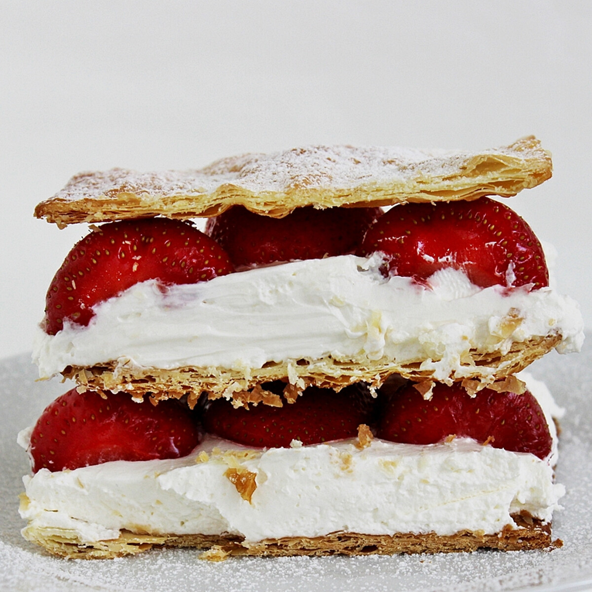 Mille feuille eperrel