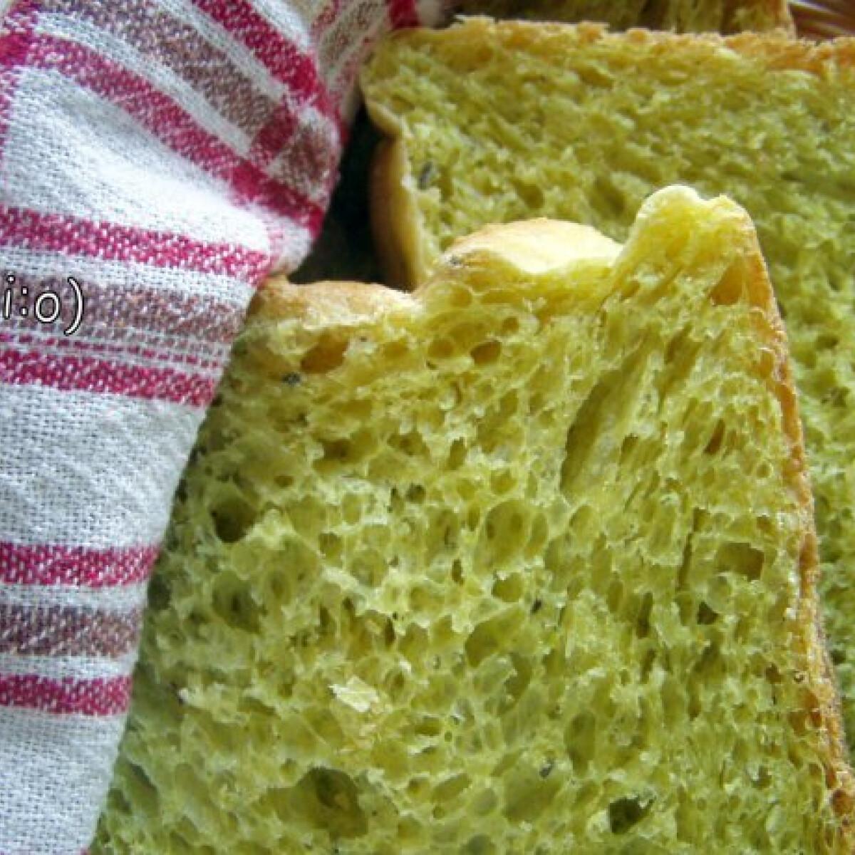 Ezen a képen: Sárga kenyér
