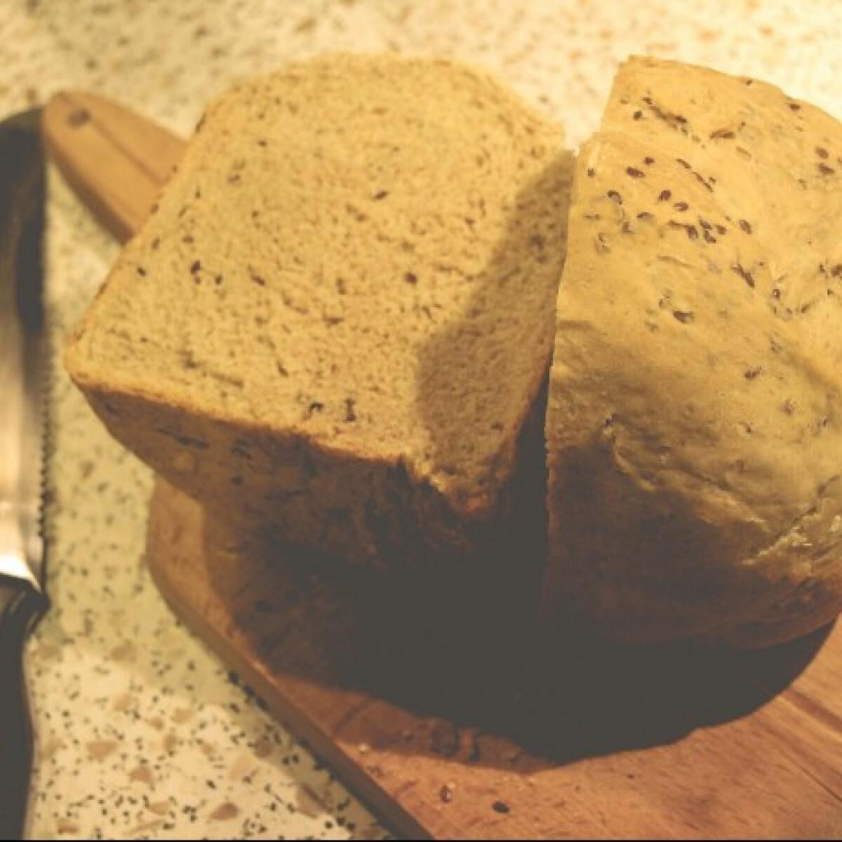 Ezen a képen: Hipster zablisztes kenyér