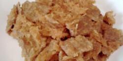 Káposztás cvekedli graham-tésztából