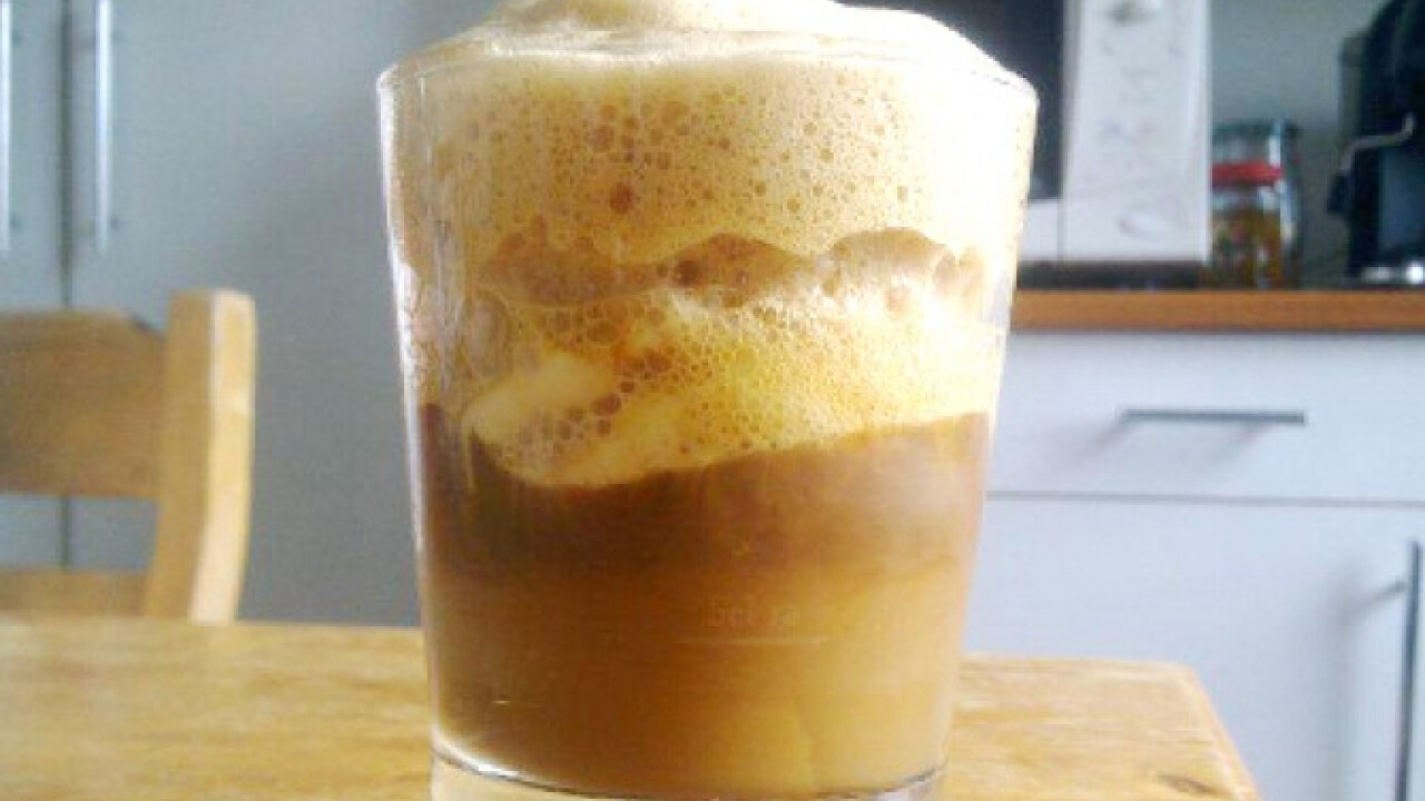 Caramell Ice Frappé