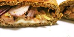 Szénhidrátszegény tortilla