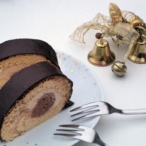 Csokis gesztenyerolád