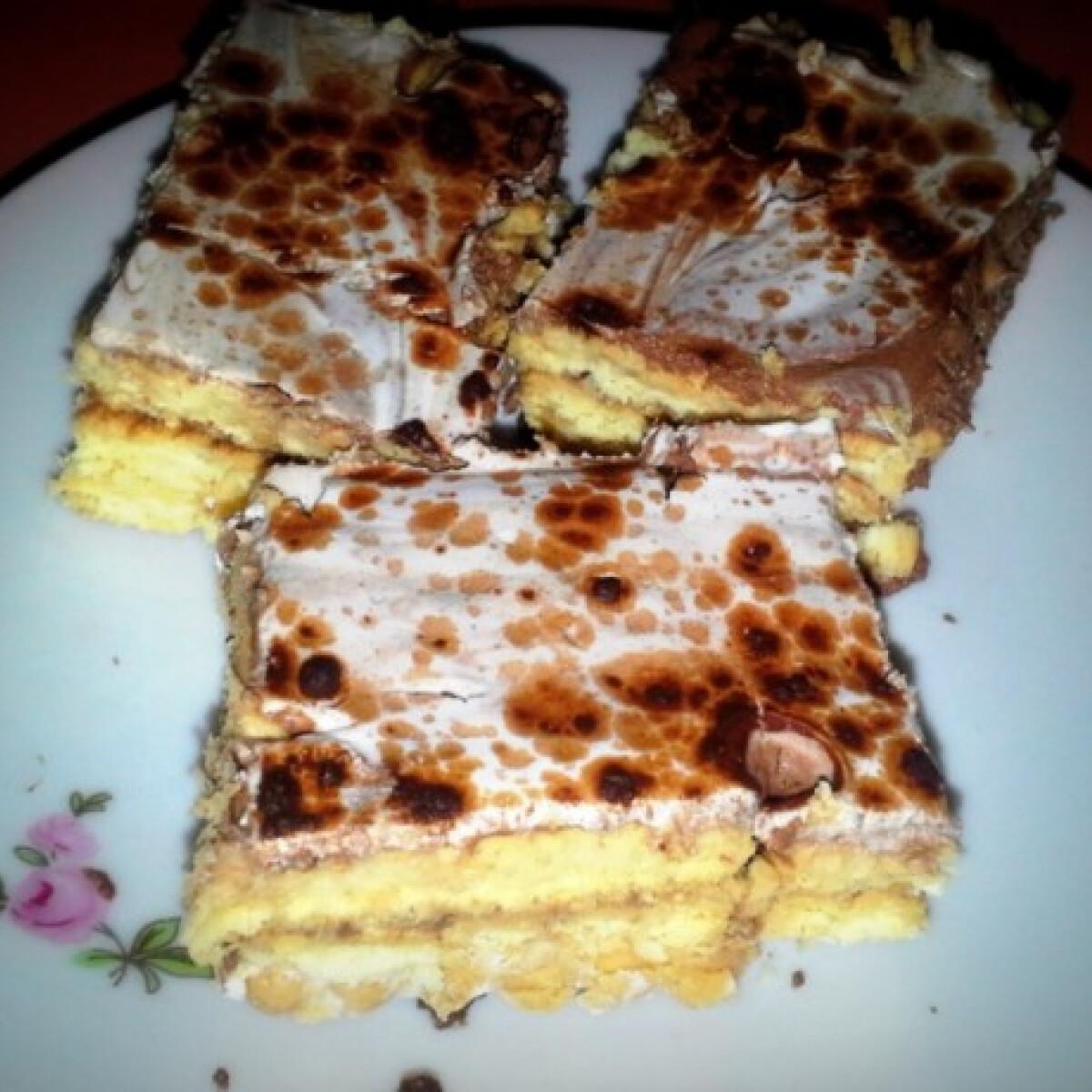 Ezen a képen: Diétás kekszes csodasüti