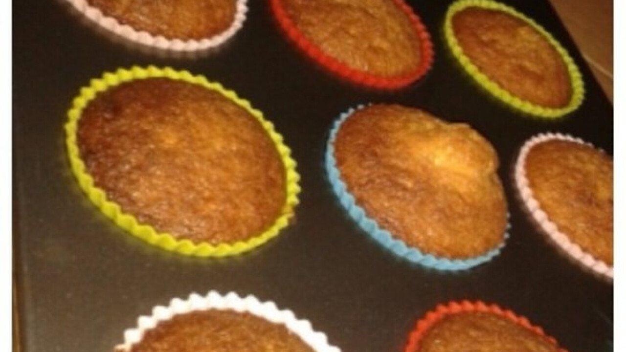 Pudingos muffin KittiKrisztina konyhájából