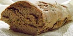 Aszaltparadicsomos kenyér 3. - fűszeres