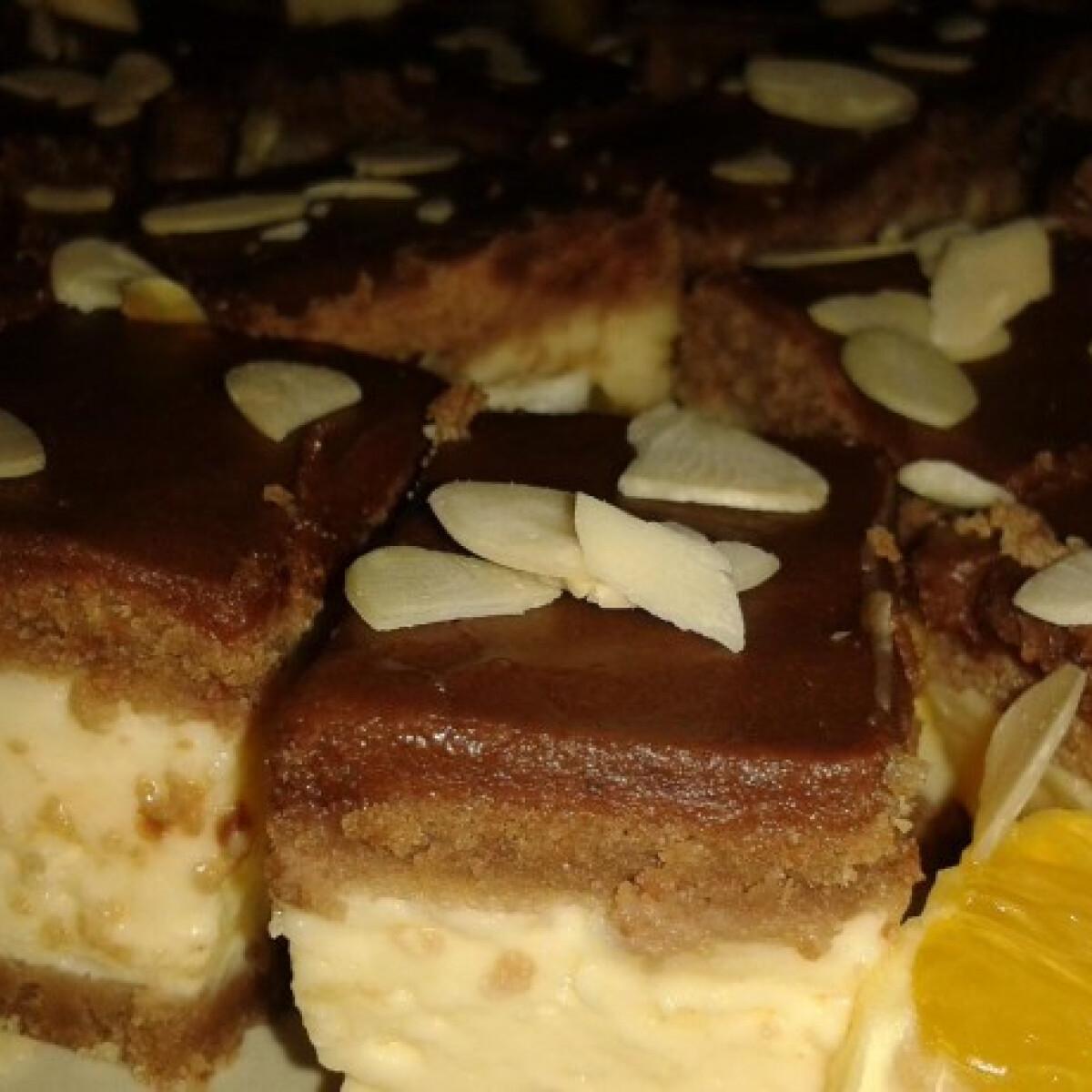Ezen a képen: Legegyszerűbb csokimáz