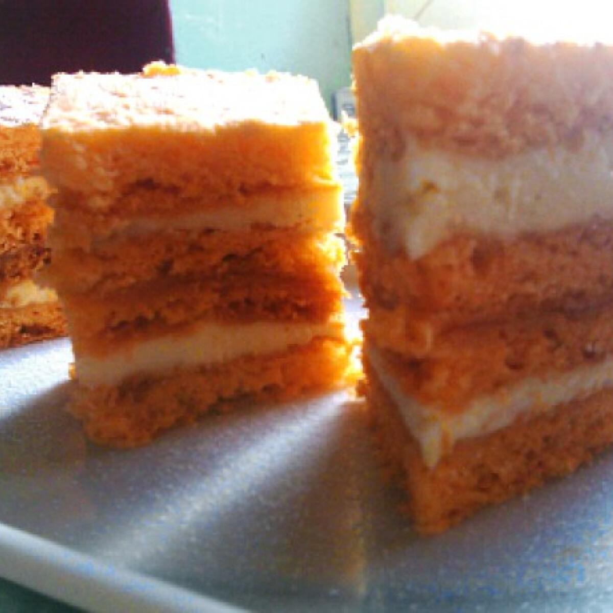 Ezen a képen: Paradicsomos sütemény Milumanotól