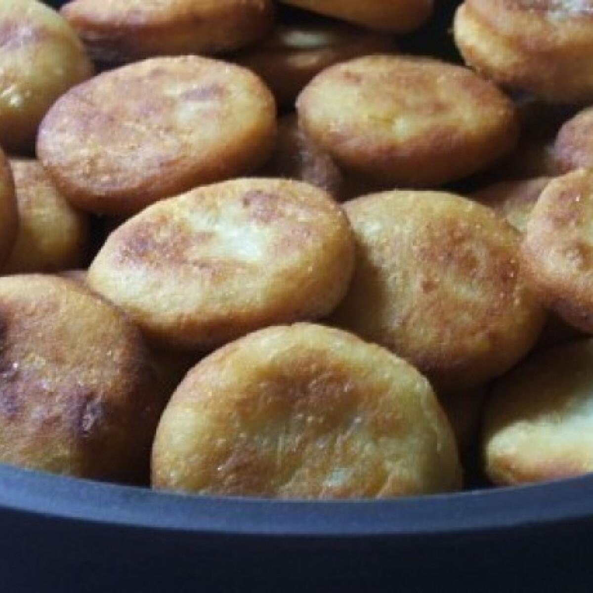 Krumplis pogácsa 11.
