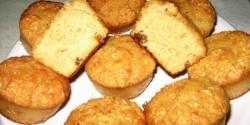 Mézes-narancsos muffin
