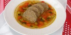 Töltelék leves