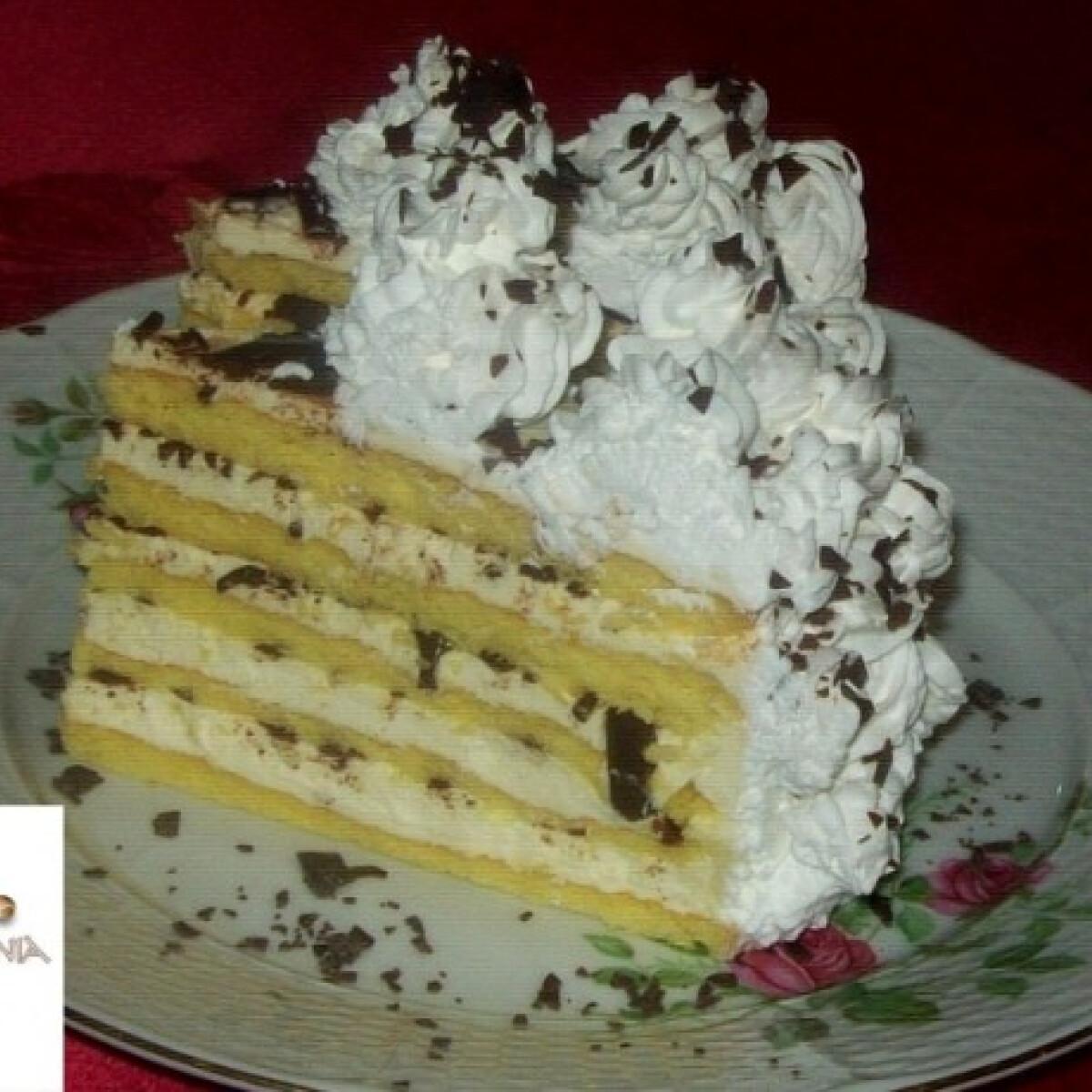 Ezen a képen: Vienetta torta