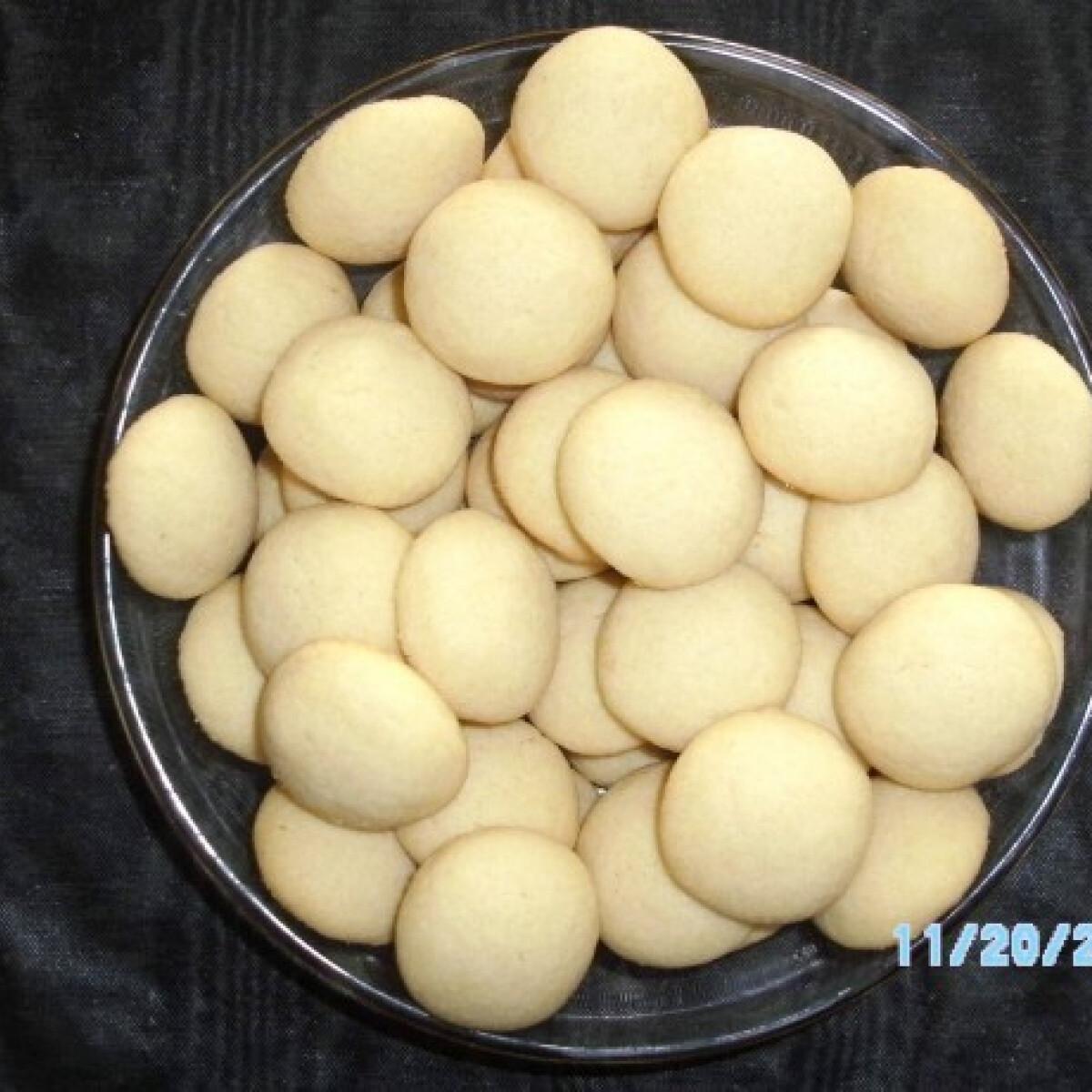 Vaníliás cookie
