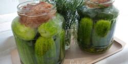 Kovászos uborka Fahéj konyhájából