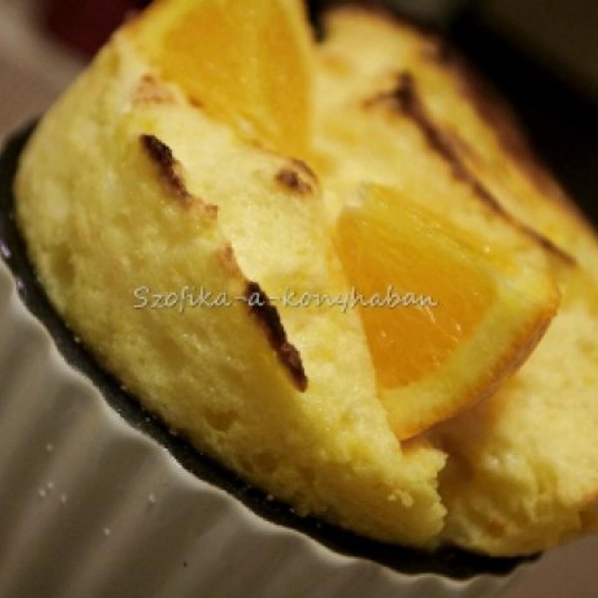Narancsszuflé