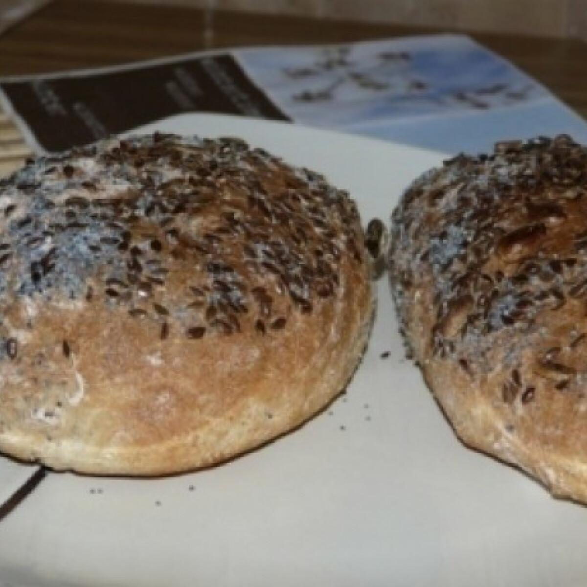 Ezen a képen: Sokmagos baguette
