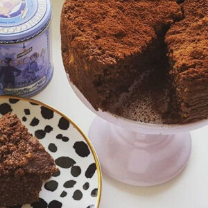 Kakaós-quinoás sütemény