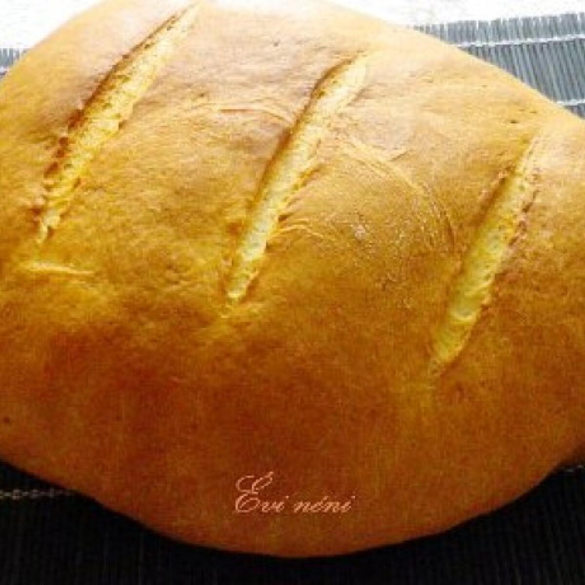 Szász búzakenyér Évi néni konyhájából