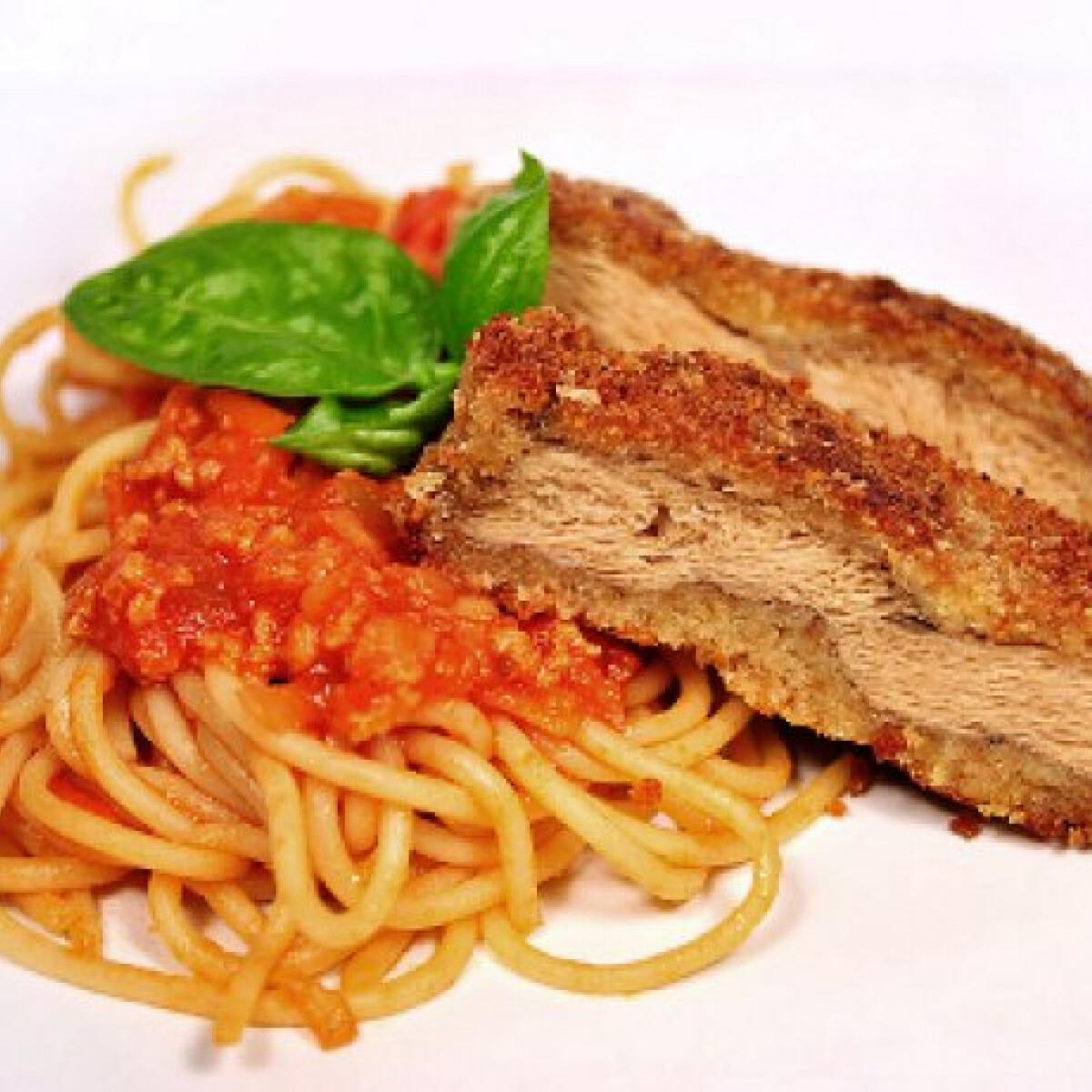 Ezen a képen: Bolognai vega borda
