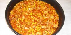 Mexikói csirke Timike konyhájából
