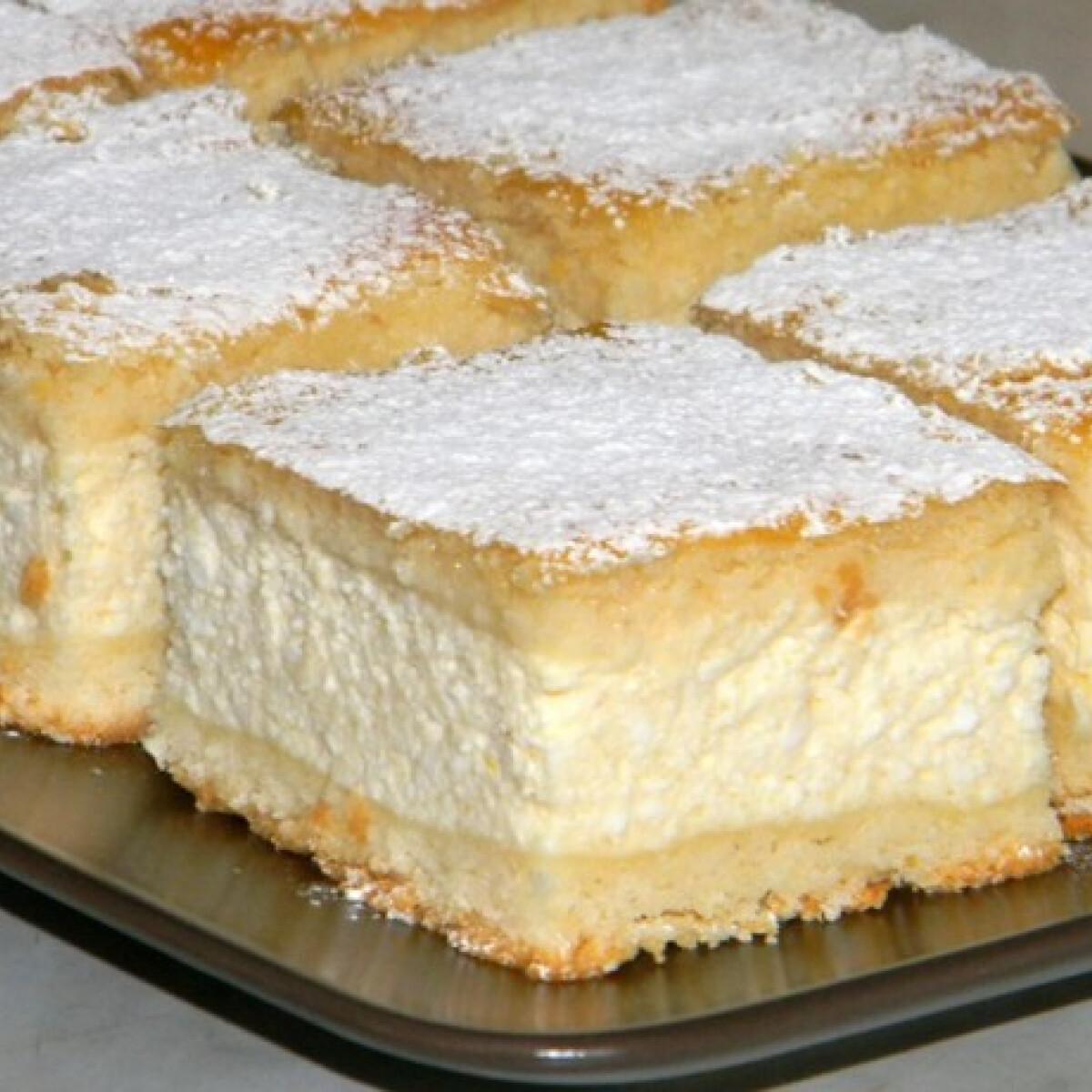Ezen a képen: Túrós pite Szilvásgombóc konyhájából