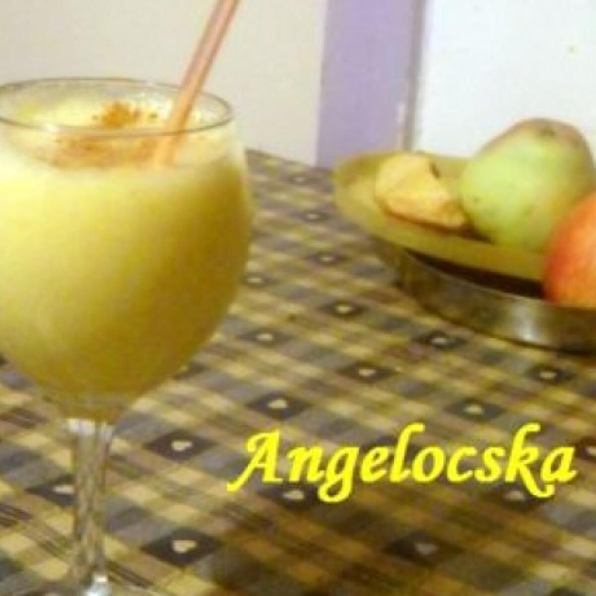 Ezen a képen: Mangó-alma koktél