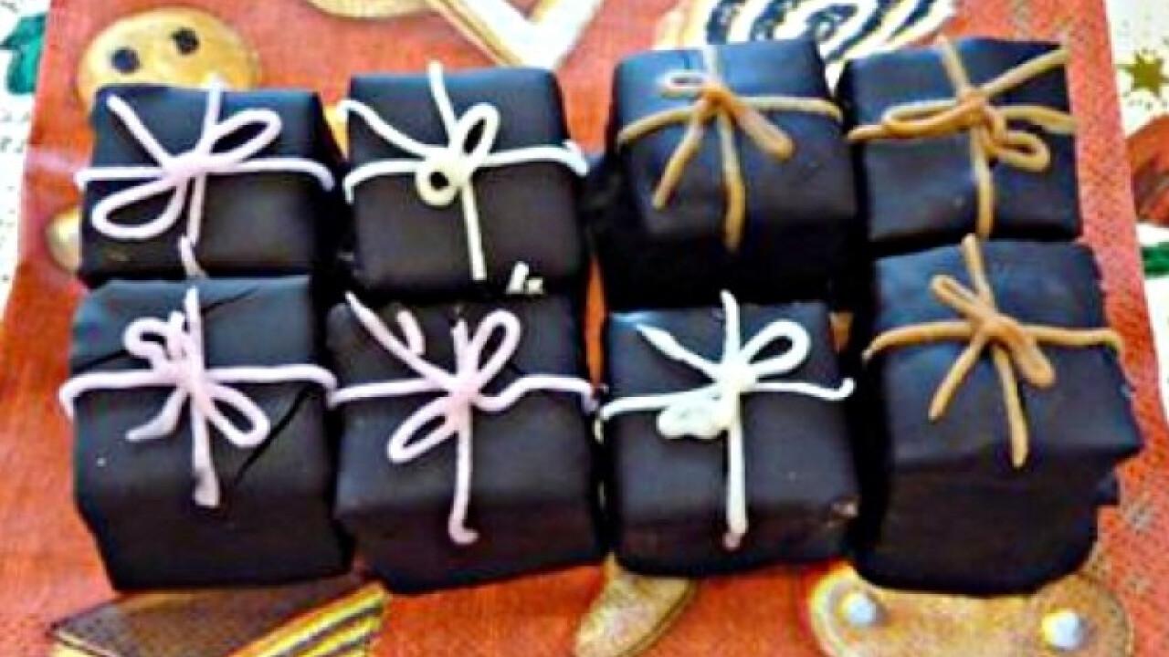 Csokis csomagok