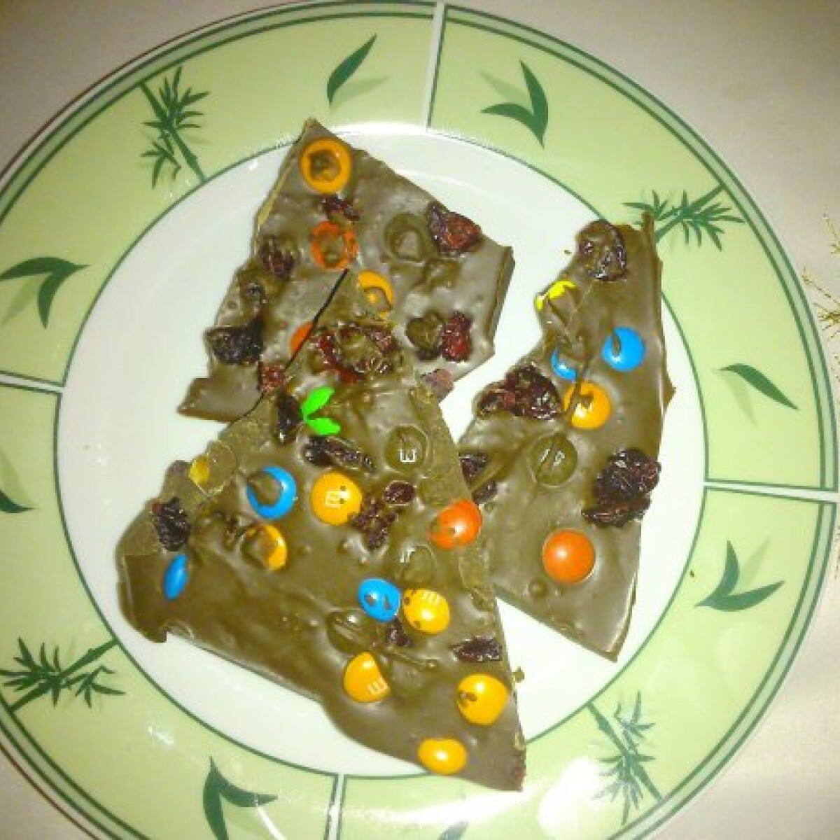 Ezen a képen: Táblás Mikulás csoki