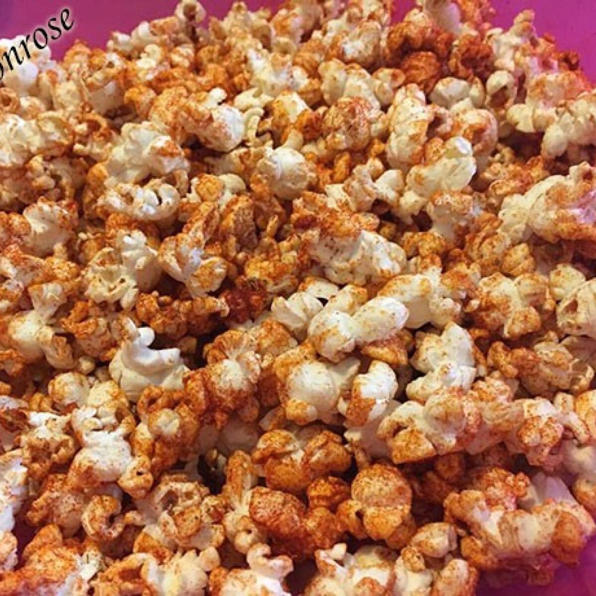 Ezen a képen: Házi popcorn Amytől