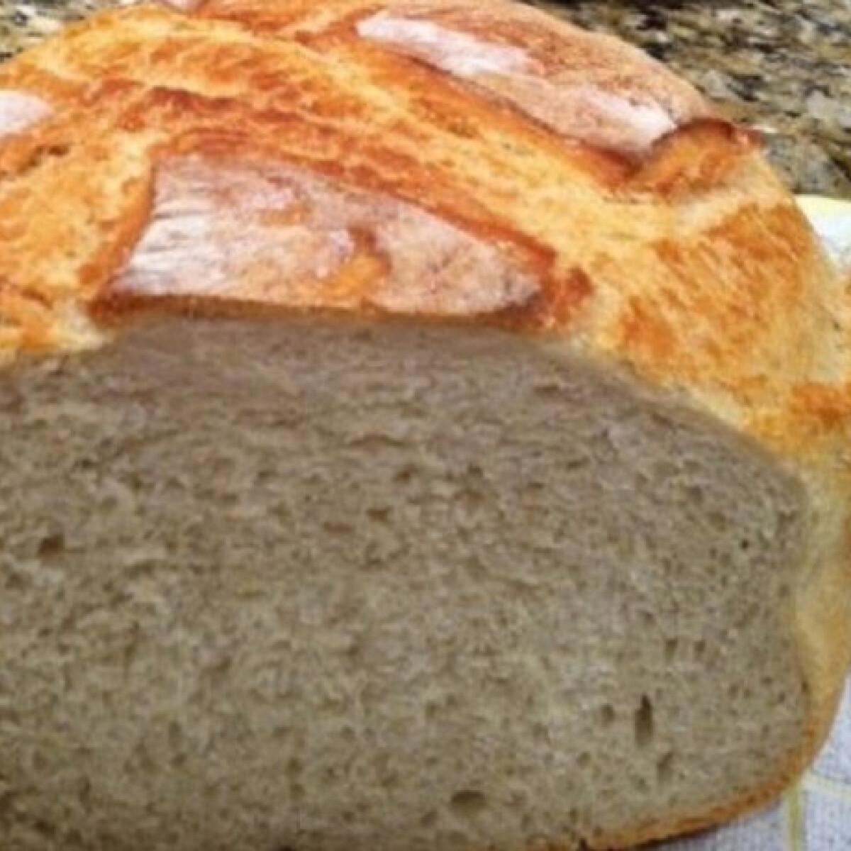 Ezen a képen: Amy kenyere