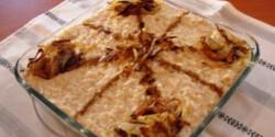 Halim-Csirkés zabkása