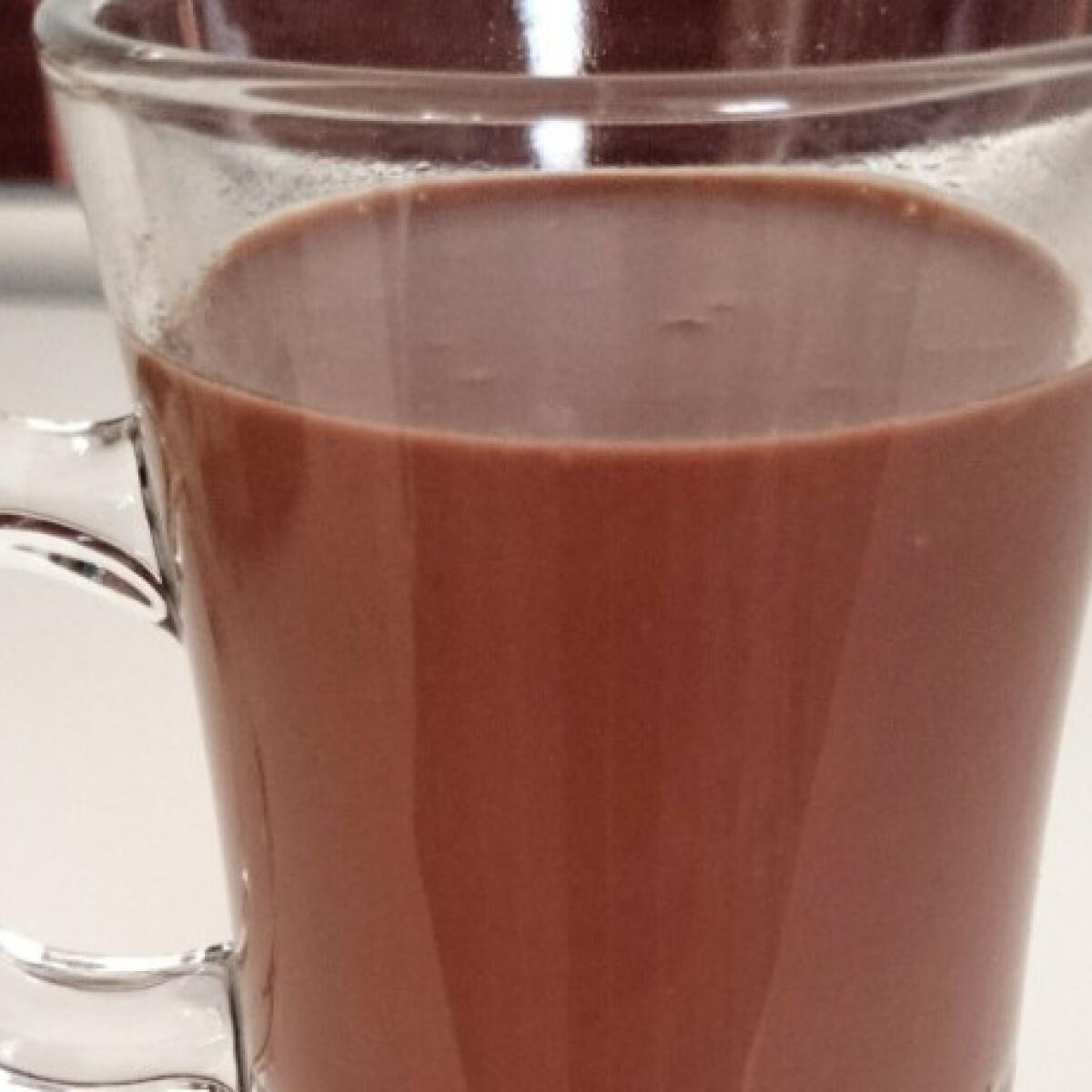 Forró kakaó és fogyás, Antioxidáns csokoládé