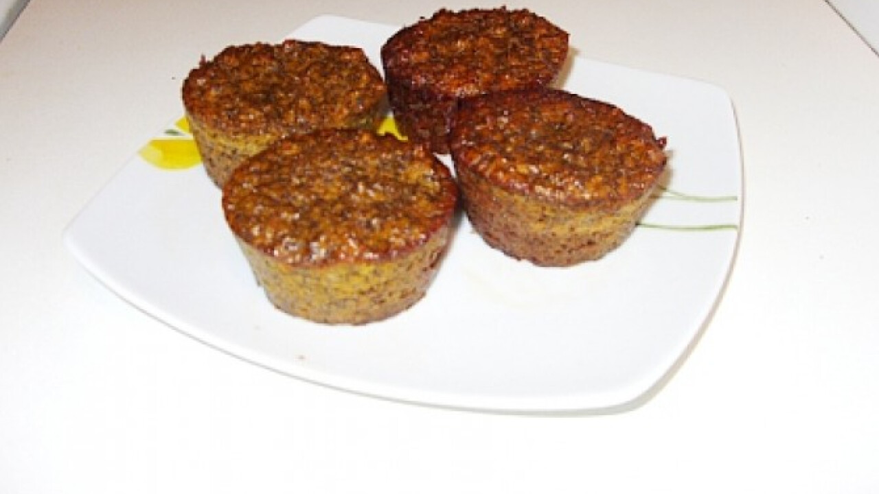 Mákos-sütőtökös muffin